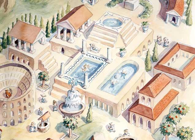 im alten rom