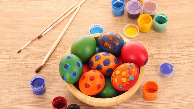 Klassewasserde Bunte Eier Selber Machen Kinder